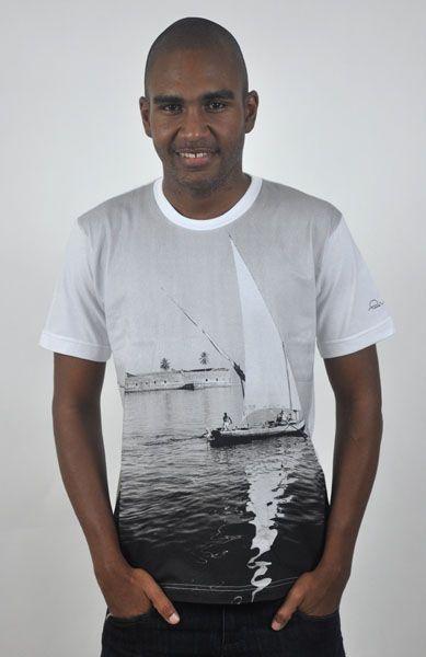Camiseta Básica Forte São Marcelo