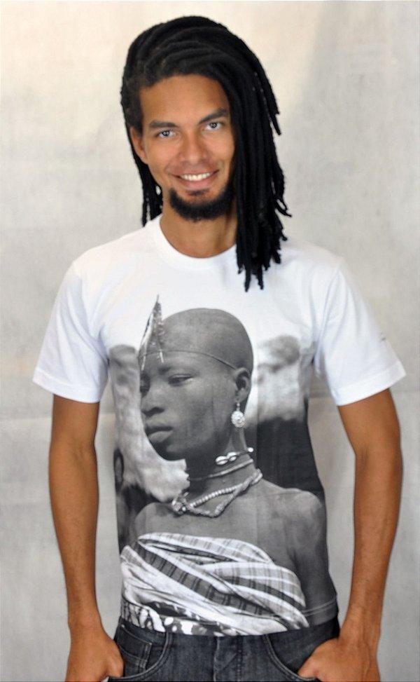 Camiseta Básica Africana (Iaô)