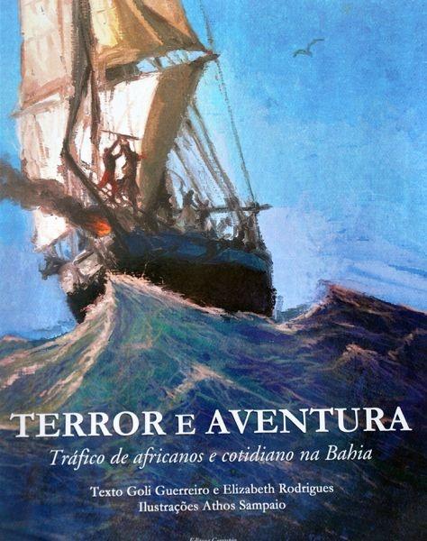 Terror e aventura..