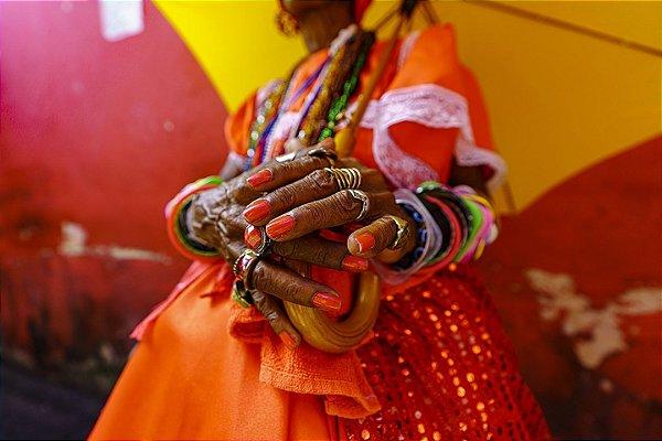 Luciana Brito - Vermelho e Amarelo