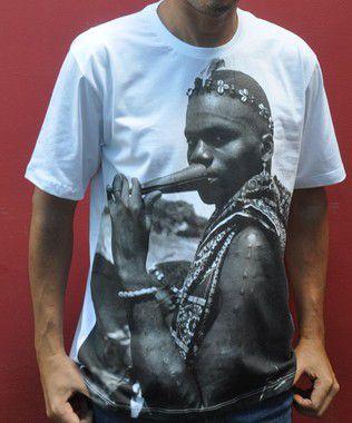 Camiseta Básica Africano Agogo