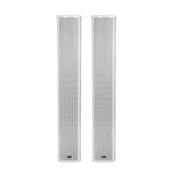 Caixa ambiental tipo coluna branca - LCA63 - LEXSEN