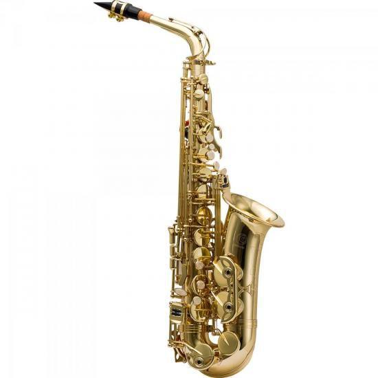Saxofone HARMONICS Alto Eb HAS-200L Laqueado