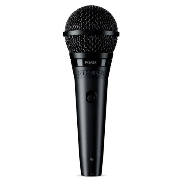 Microfone gooseneck condensador cardioide - MX412S/N - Shure