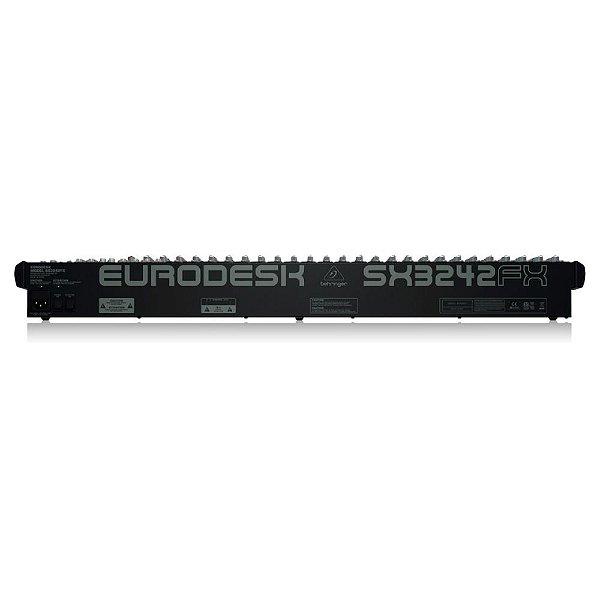 Mixer EuroDesk BiVolt - SX3242FX - Behringer