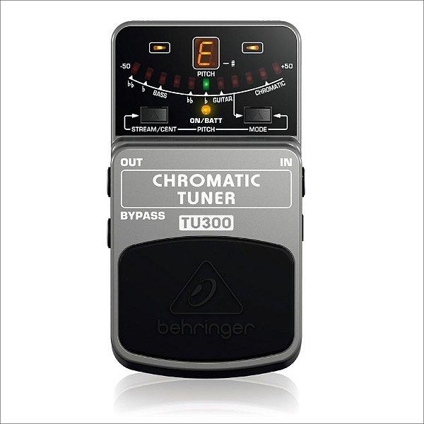 Pedal para guitarra - TU300 - Behringer