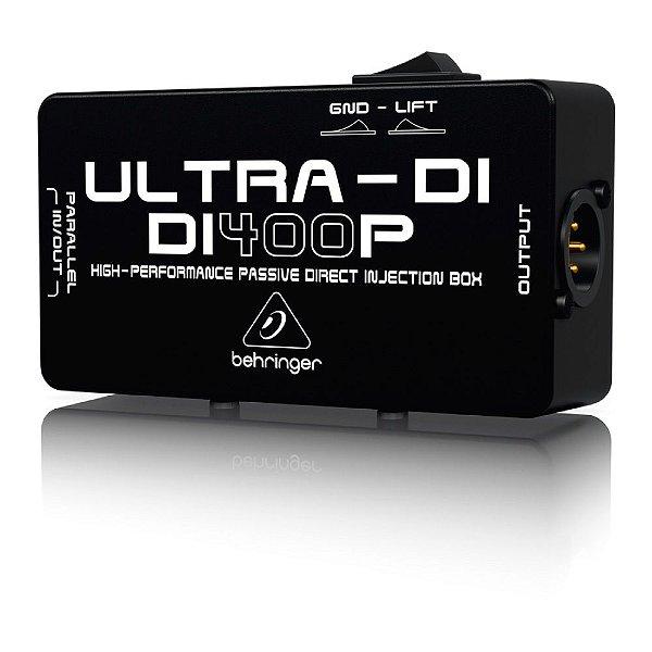 Direct Box Passivo - DI400P - Behringer