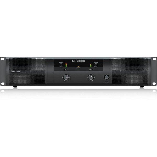 Amplificador de potencia 3000W - NX3000 - Behringer