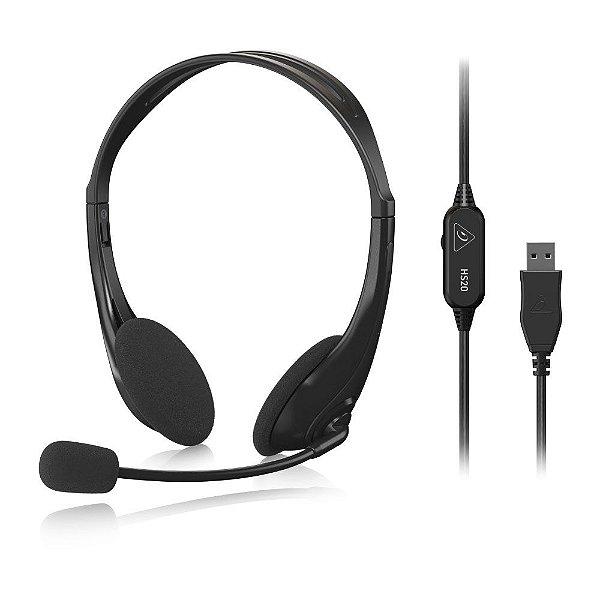Headset - HS20 - Behringer
