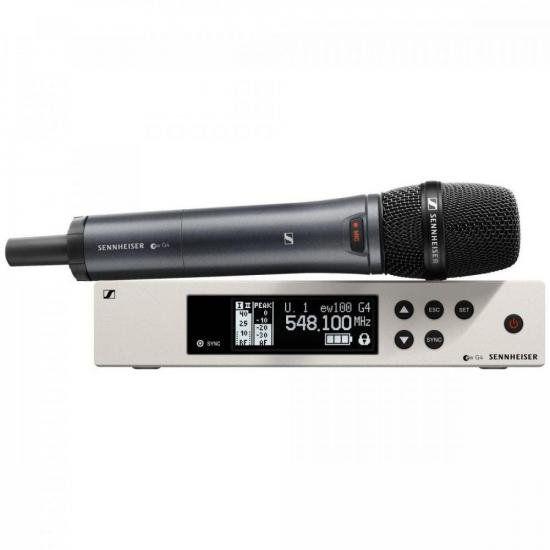 Microfone Sem Fio EW 100 G4-835-S-A1 SENNHEISER