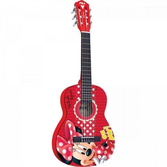Violão PHX Infantil Disney Minnie VID-MN1