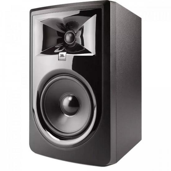 Caixa Monitor de Estúdio Ativa 6'' 306P MKII Preta JBL