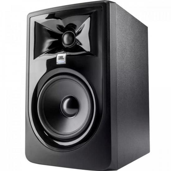 Caixa Monitor de Estúdio Ativa 5'' 305P MKII Preta JBL