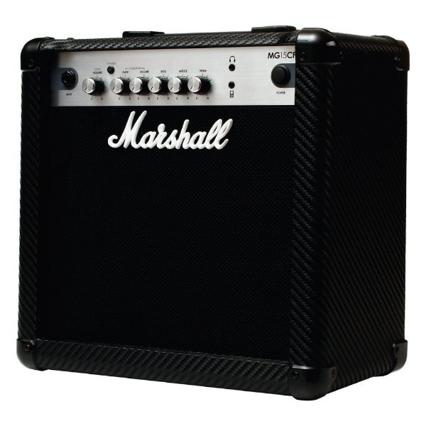 Combo para guitarra 15W - MG15CF-B - MARSHALL