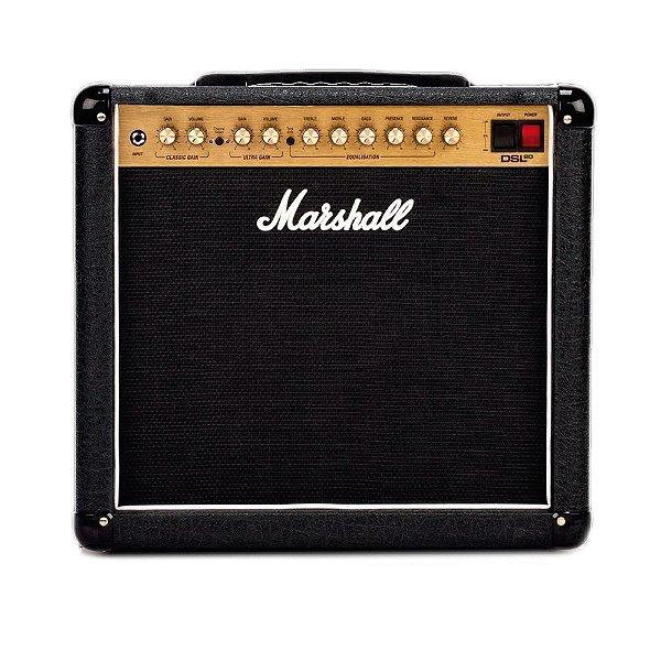 Combo para guitarra 20W - DSL20CR - MARSHALL
