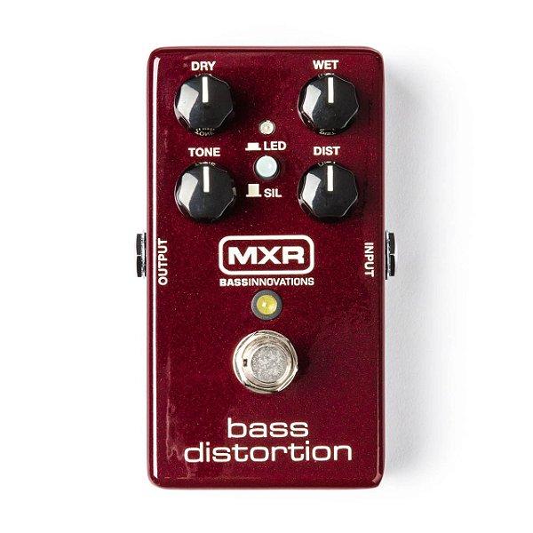 Pedal Mxr Bass Distortion M85 Dunlop