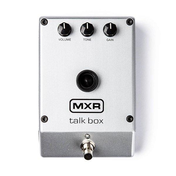 Pedal Mxr Talk Box M222 Dunlop