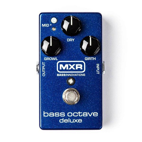 Pedal Mxr Bass Octave Deluxe M288 Dunlop
