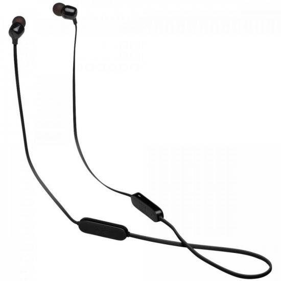 Fone de Ouvido Bluetooth Tune 125BT Preto JBL