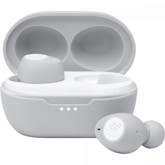 Fone Ouvido Bluetooth Tune 115TWS Branco JBL