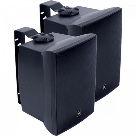 Par de Caixa Acústica Som Ambiente 50W C621P Preto JBL - PAR / 2