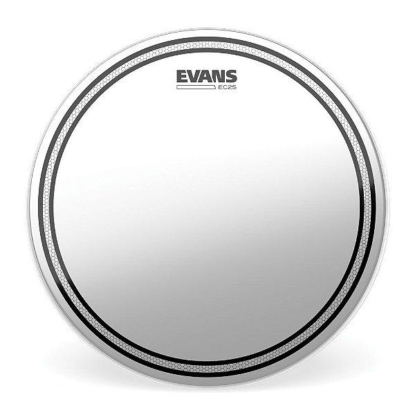 """Pele Para Caixa / Tom EC2S 10"""" Evans B10EC2S"""
