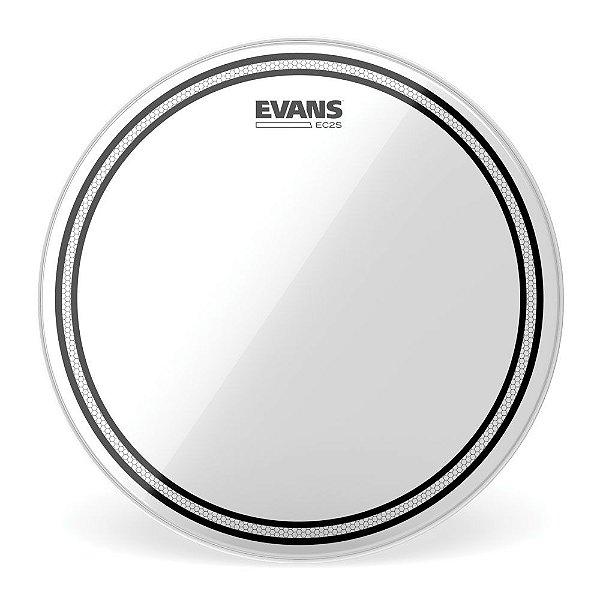 "Pele  Para Caixa / Tom EC2S 13"" Evans TT13EC2S"