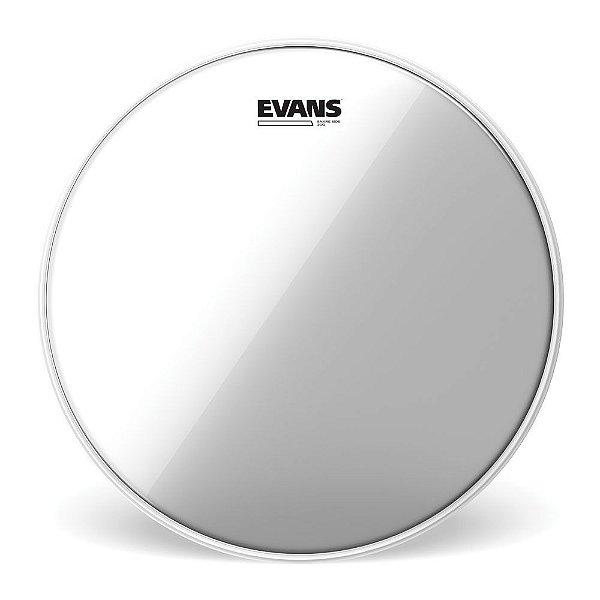 """Pele  Resposta Para Caixa Hazy 300 10"""" Evans S10H30"""