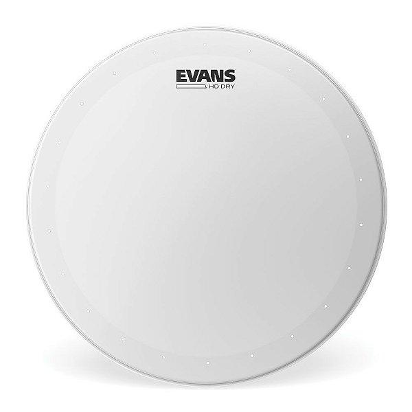 """Pele Para Caixa Genera HD DRY 14"""" Evans B14HDD"""