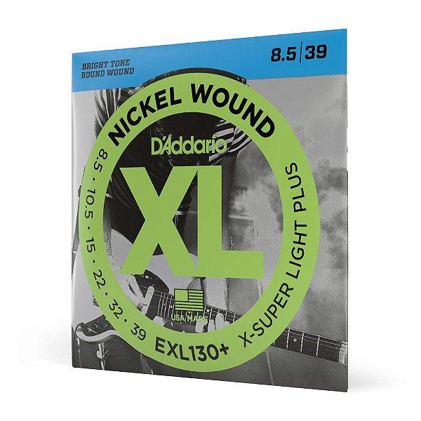 Encord Guitarra .008 D'Addario XL Nickel Wound EXL130+