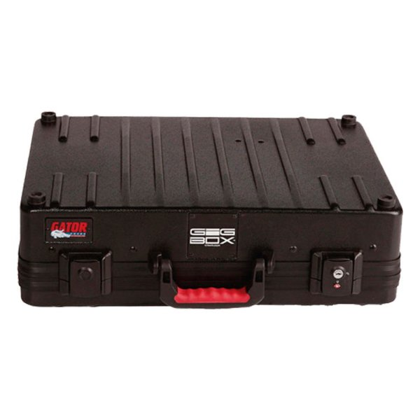 Case Polieti. Sup. p/instru. e pedais G-GIC-BOX-TSA - GATOR