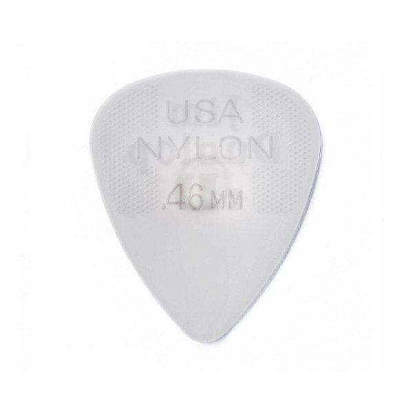 Palheta Nylon Standard 0,46mm Creme Pct C/72 44r.46 Dunlop