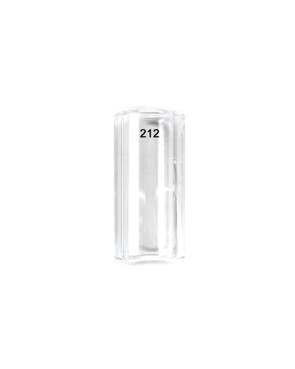 Slide Vidro Pyrex Grosso Pequeno 212 Si Dunlop