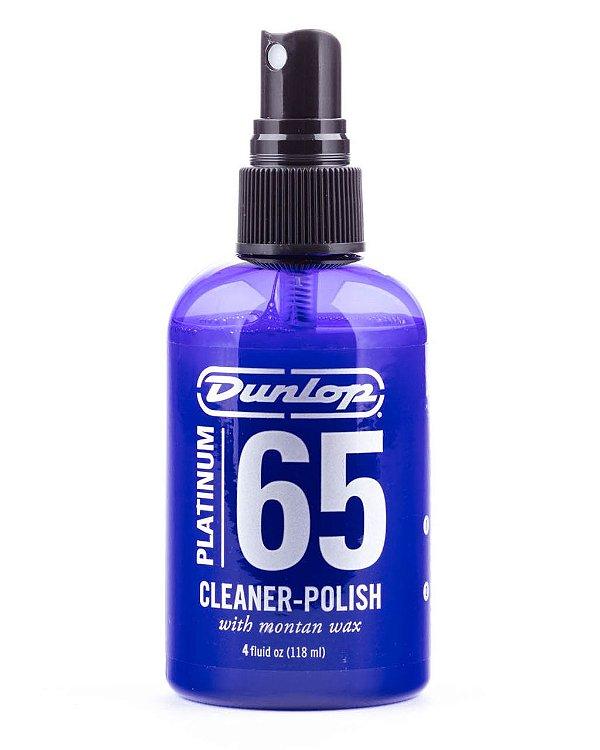 Limpador E Polidor Platinum 65 P/ Guitarra/baixo 30 Ml P65cp1 Dunlop