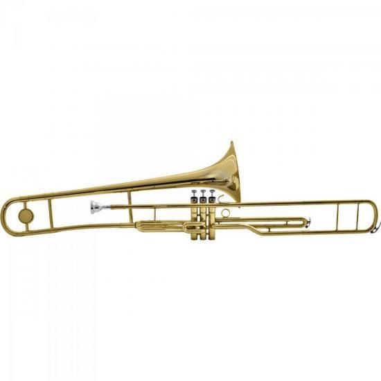 Trombone de Pisto HARMONICS Bb HSL-900L Laqueado