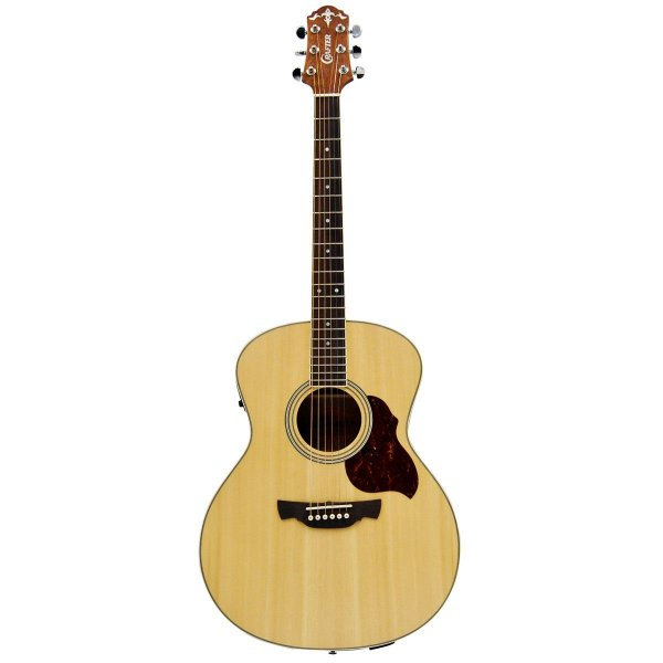 Violao G.audit T/solido Spruce B/s Mogno Ga-6/n Crafter