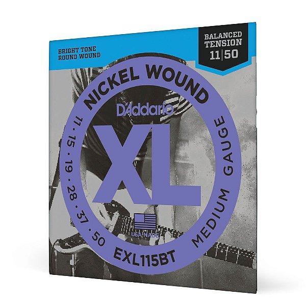 Encord Guitarra .011 D Addario XL Nickel Wound EXL115BT