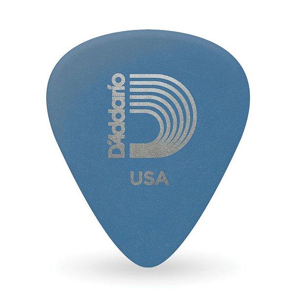 Palheta Para Guitarra Duralin Média Pesada (Pacote Com 10) D Addario 1DBU5-10
