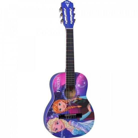 "Violão PHX Acústico Infantil Nylon 30"" (1/4) Disney Frozen VIF-2"