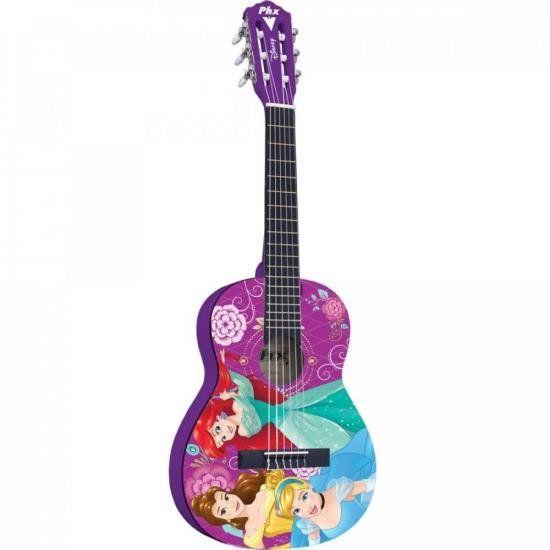 Violão PHX Infantil Disney Princesas VIP-4