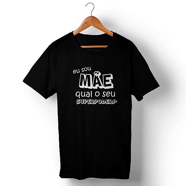 Camiseta Unissex Mãe Heroína Preta