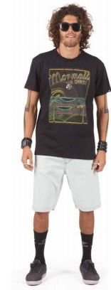 Camiseta Mormaii - Outlet Online - Básica Silk Frente - P
