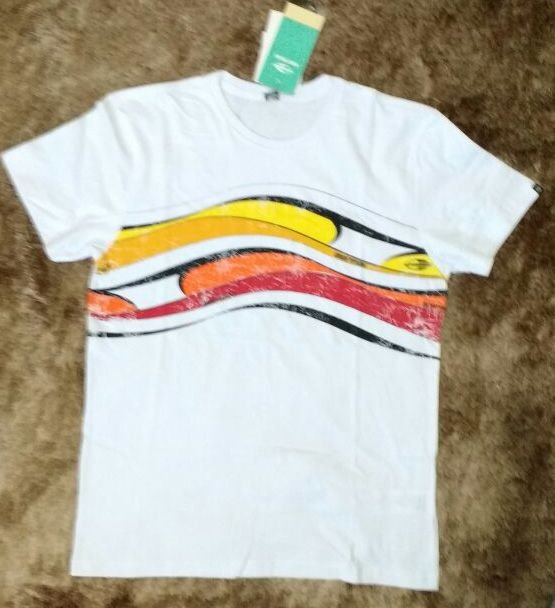 Camiseta Mormaii - Outlet Online - Básica Silk Frente - M