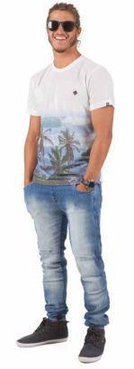 Camiseta Mormaii - Outlet Online - Manga Curta Gola Careca - G