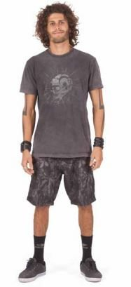 Camiseta Mormaii - Outlet Online - Manga Curta Gola Careca Tinturada - P