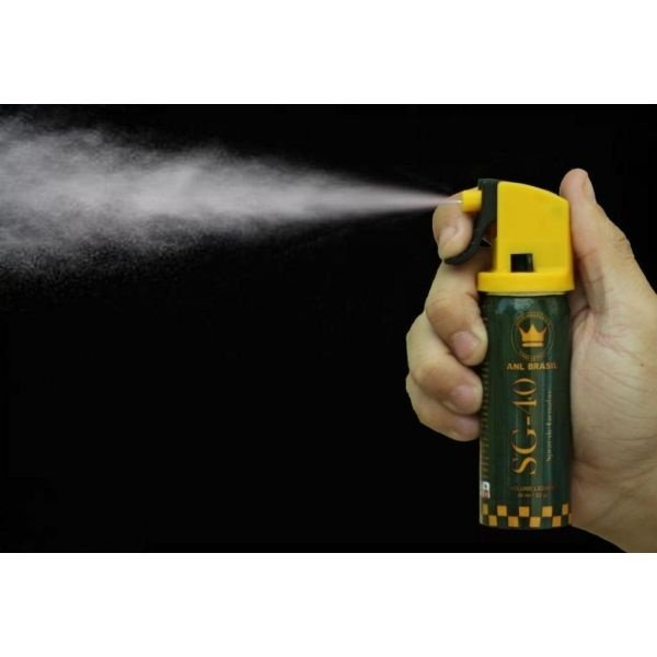 Spray de Auto Defesa Pessoal - Produto Liberado