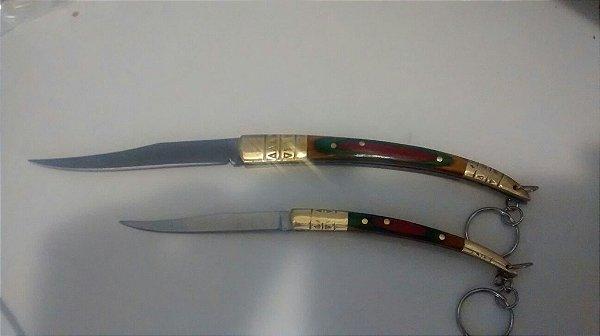 Chaveiro Canivete Indiano - Grande