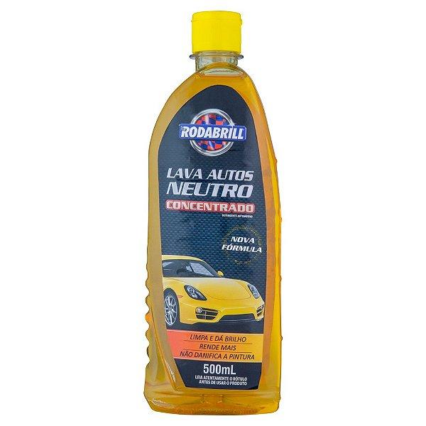 Lava autos concentrado neutro