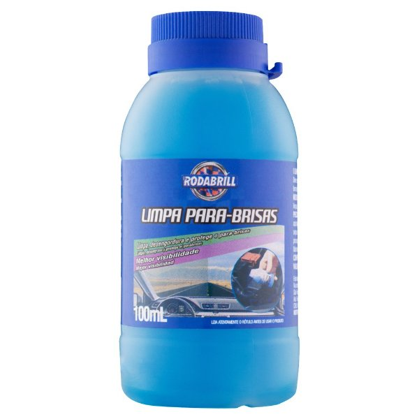 Limpa para-brisas frasco