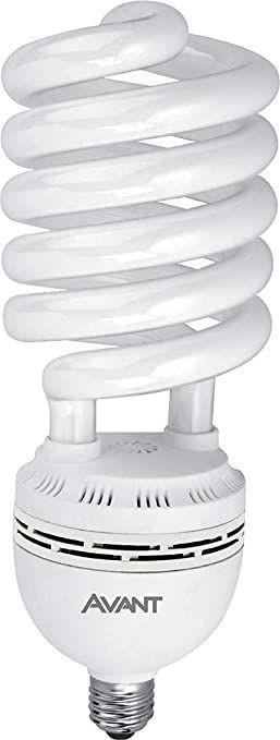 Lâmpada espiral branca 30w x 220v